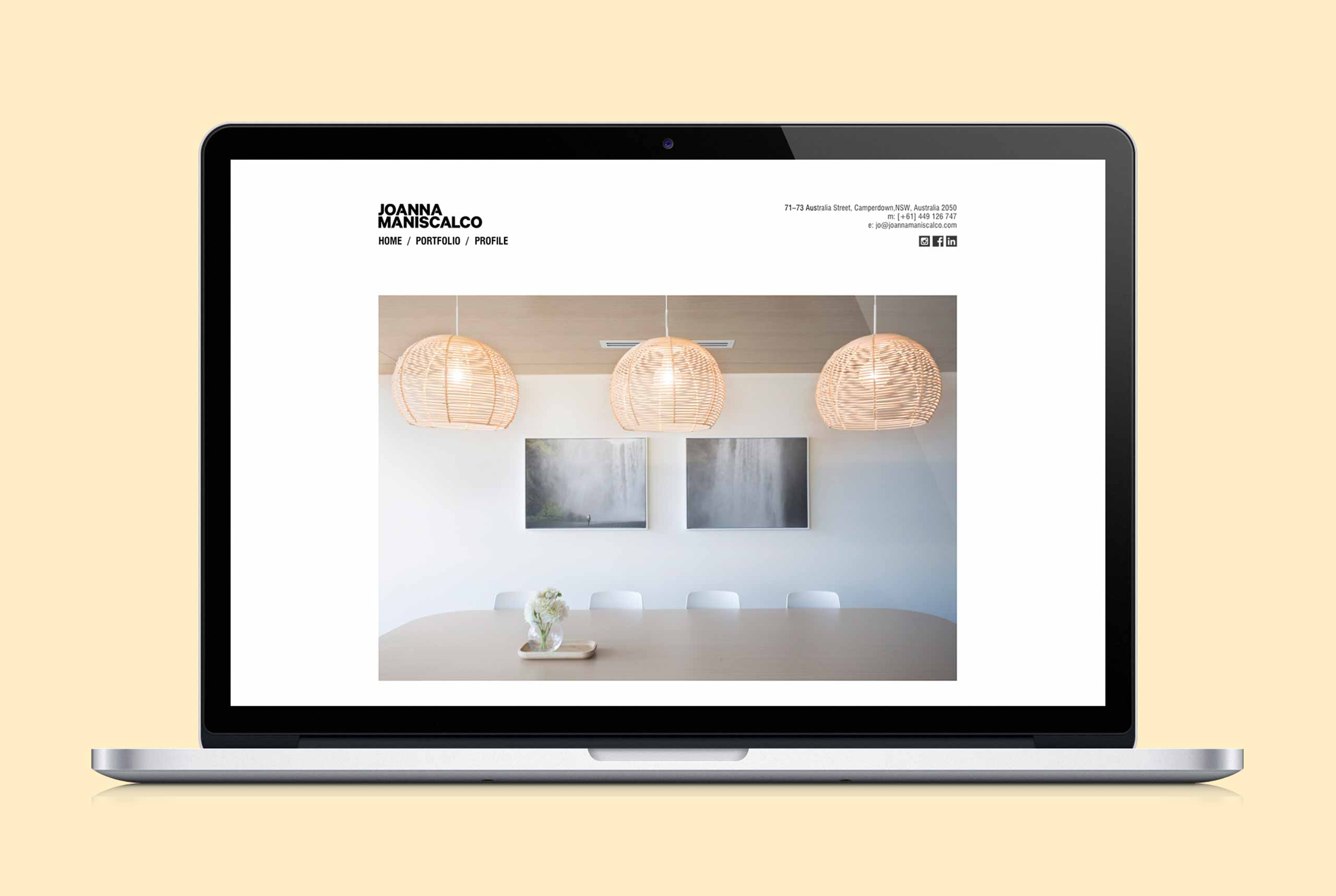 interior design website designharley johnston graphic design sydney. beautiful ideas. Home Design Ideas